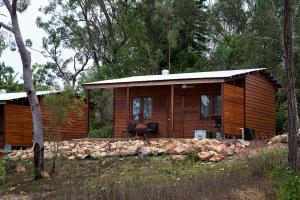 Deluxe Rustic Cabin 1