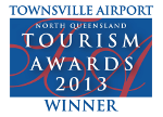 North Queensland Tourism Awards 2013 Winner